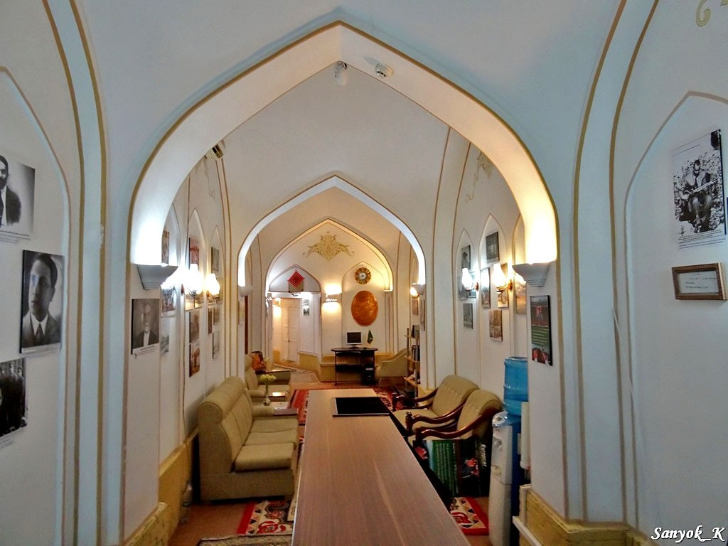 0449 Isfahan Traditional hotel Исфахан Отель Традиционный