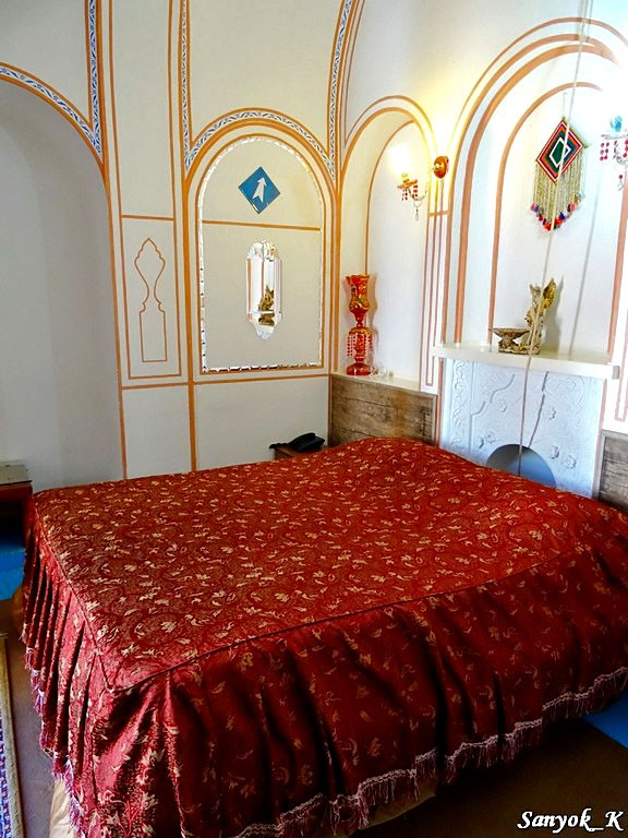 0455 Isfahan Traditional hotel Исфахан Отель Традиционный