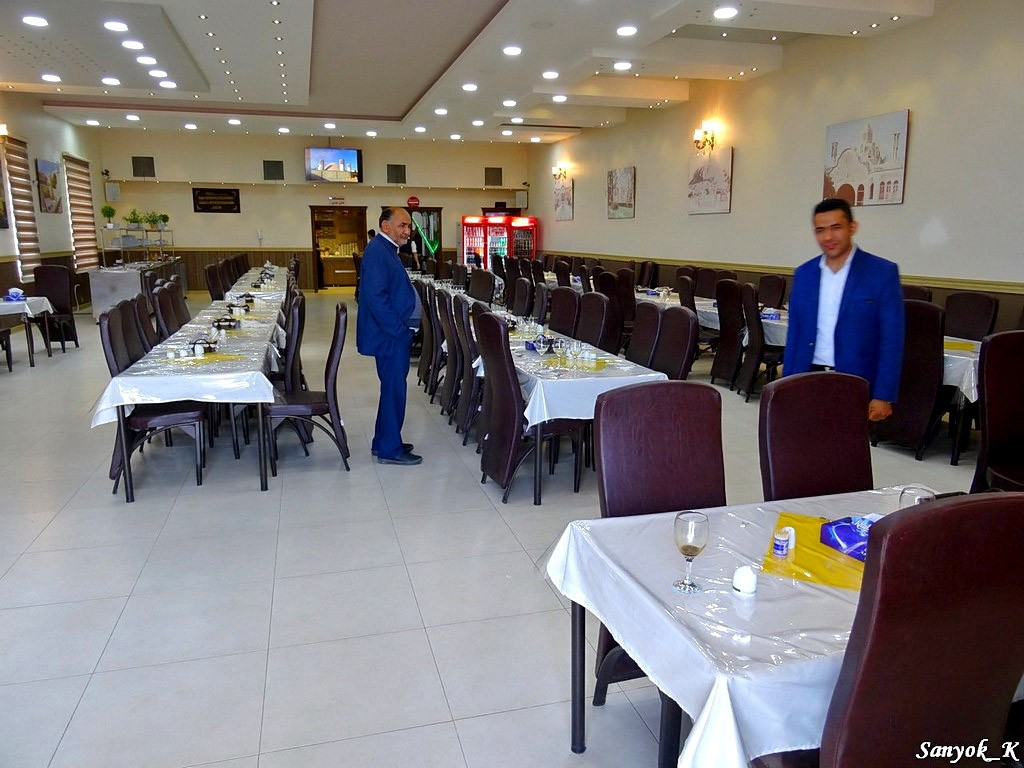 4298 Kashan Sialk Star Restaurant Кашан Ресторан Сиалк Стар