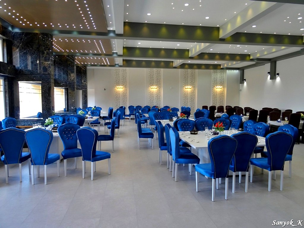 4304 Kashan Sialk Star Restaurant Кашан Ресторан Сиалк Стар