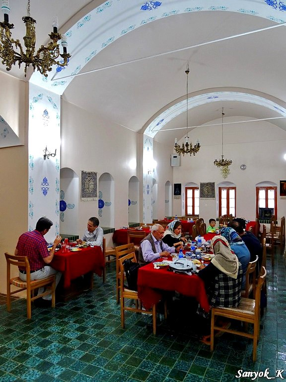 3029 Nain Tourist hotel and restaurant Наин Ресторан Турист отель
