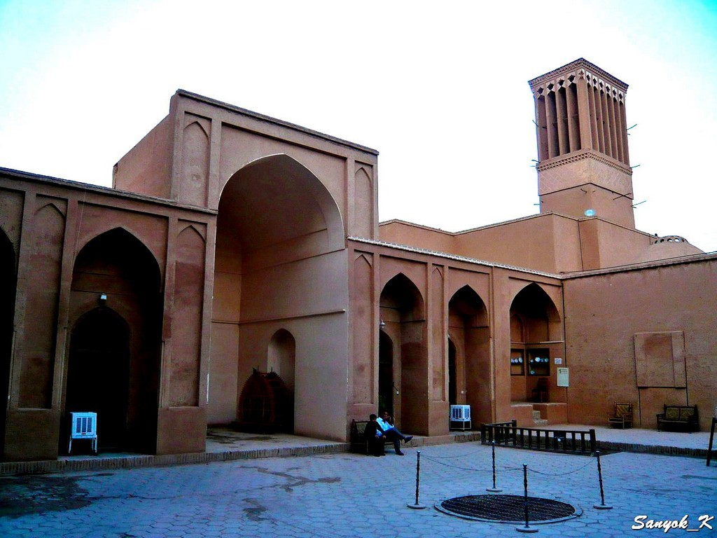 2764 Yazd Old city Йезд Старый город