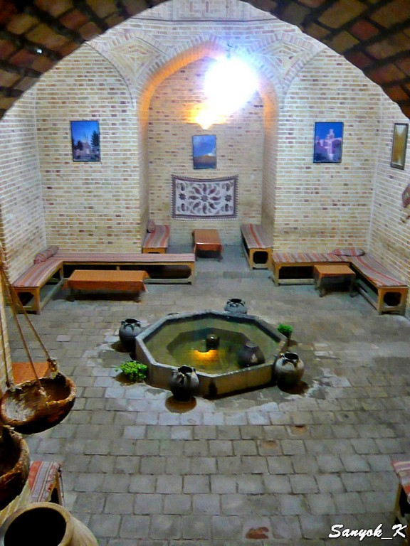 2766 Yazd Old city Йезд Старый город