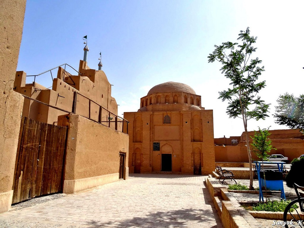 2767 Yazd Old city Йезд Старый город