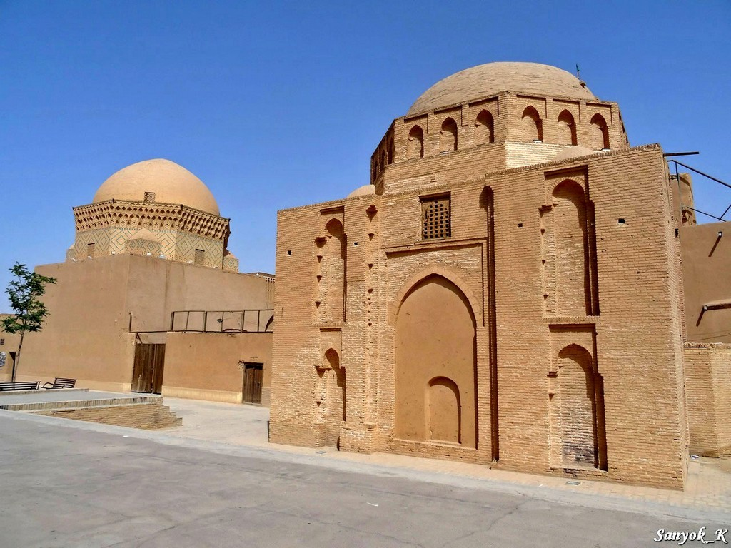 2769 Yazd Old city Йезд Старый город