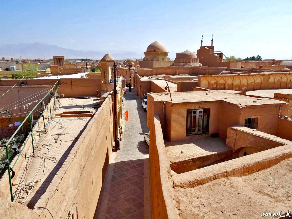 2774 Yazd Old city Йезд Старый город