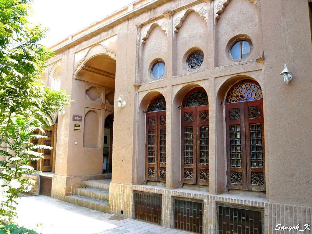 2781 Yazd Old city Йезд Старый город