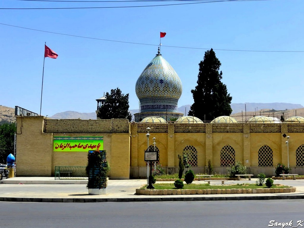 9704 Shiraz Ali Ibn Hamzeh Shrine Шираз Мавзолей Али ибн Хамзе