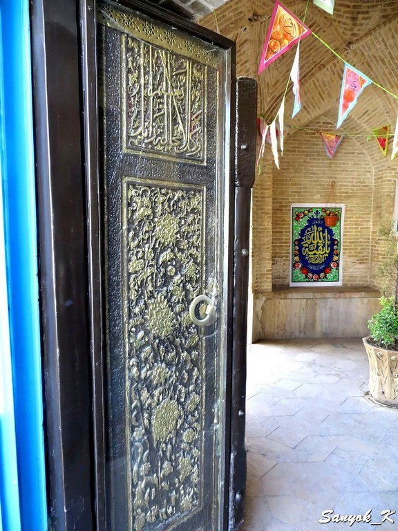 9705 Shiraz Ali Ibn Hamzeh Shrine Шираз Мавзолей Али ибн Хамзе