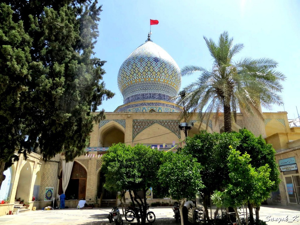 9708 Shiraz Ali Ibn Hamzeh Shrine Шираз Мавзолей Али ибн Хамзе