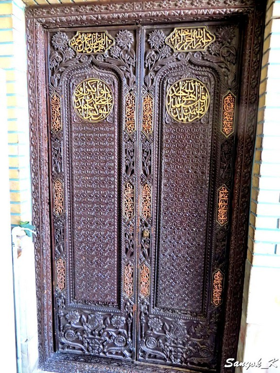 9709 Shiraz Ali Ibn Hamzeh Shrine Шираз Мавзолей Али ибн Хамзе