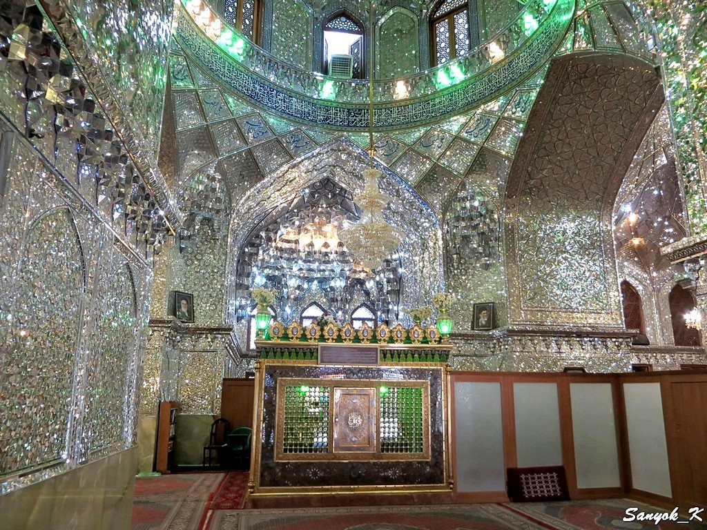 9710 Shiraz Ali Ibn Hamzeh Shrine Шираз Мавзолей Али ибн Хамзе