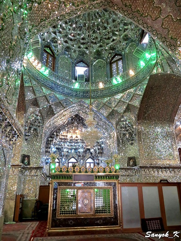9711 Shiraz Ali Ibn Hamzeh Shrine Шираз Мавзолей Али ибн Хамзе