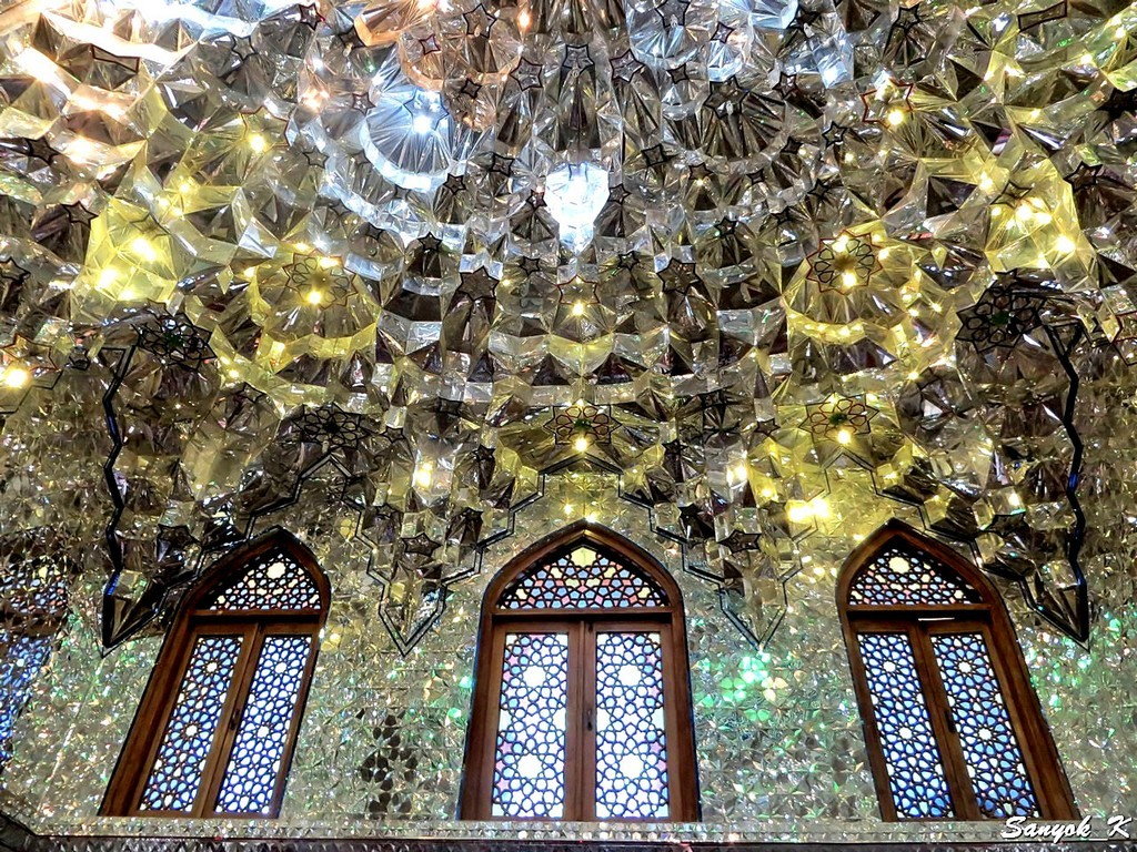 9712 Shiraz Ali Ibn Hamzeh Shrine Шираз Мавзолей Али ибн Хамзе