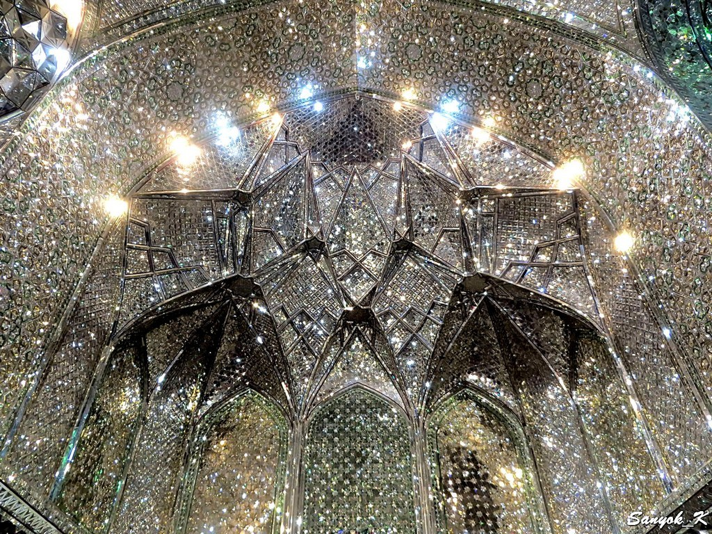 9714 Shiraz Ali Ibn Hamzeh Shrine Шираз Мавзолей Али ибн Хамзе