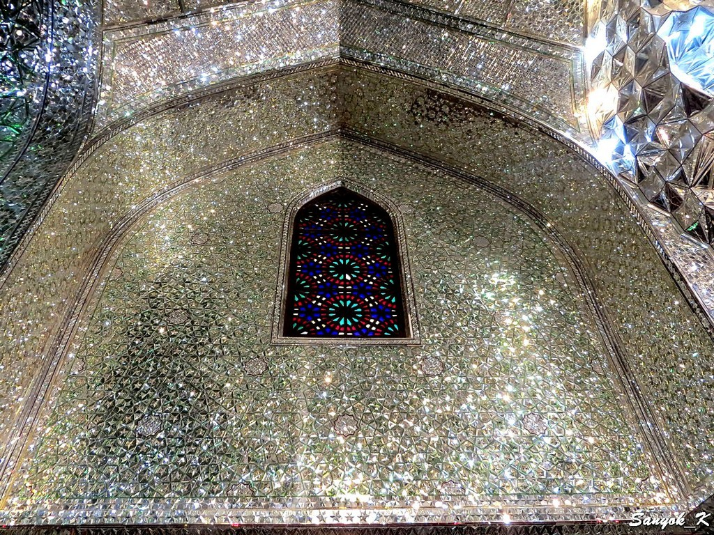 9715 Shiraz Ali Ibn Hamzeh Shrine Шираз Мавзолей Али ибн Хамзе