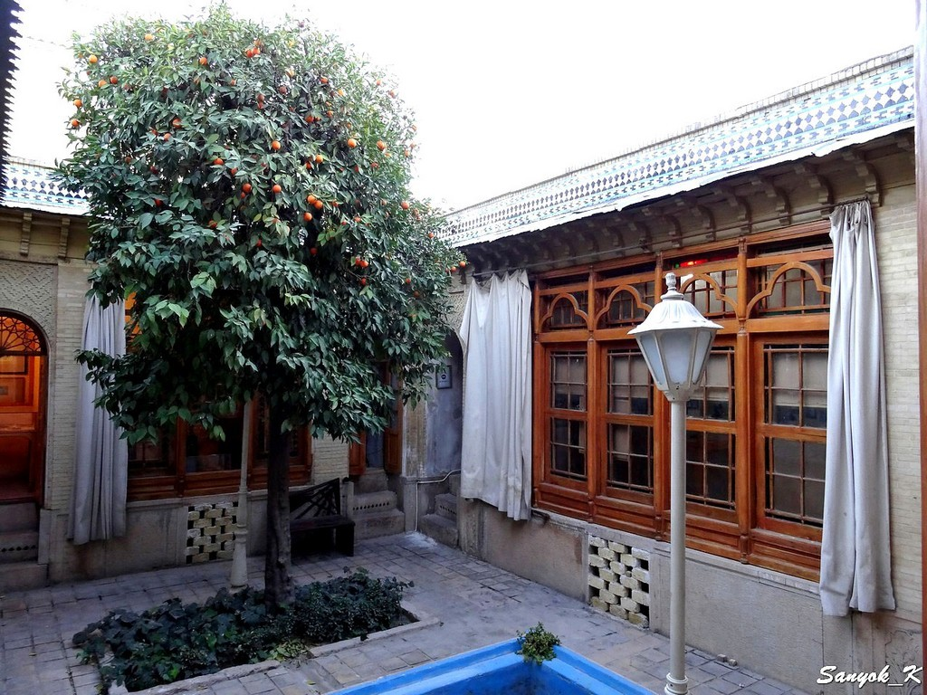 1830 Shiraz Forough ol Molk House Meshkinfam Шираз Дом Форуг ол Молк