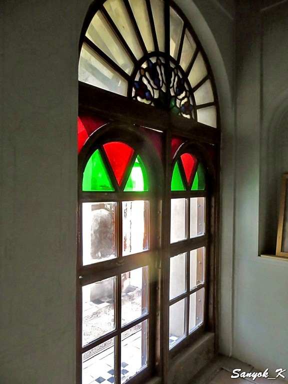 1870 Shiraz Manteqi Nezhad house Islamic arts museum Шираз Дом Мантеги Нежад