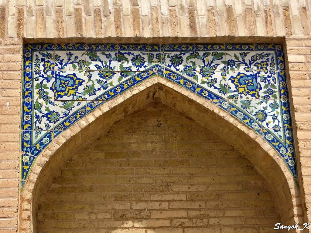 0239 Isfahan Khaju Bridge Исфахан Мост Хаджу