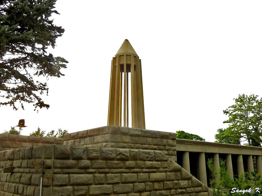 9112 Hamadan Mausoleum of Avicenna Хамадан Мавзолей Авиценны