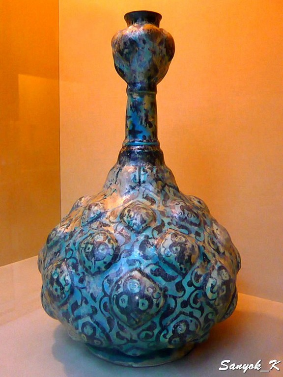 0191 Tehran Glass and Ceramics Museum Тегеран Музей стекла и керамики